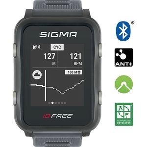 Sigma Sport Sportuhr Id.free Grey