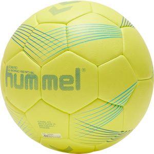 hummel Storm Pro Handball Größe 3 - gelb/blau