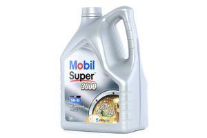 5 Liter MOBIL 5W-30 Super 3000 XE ACEA C3 API SM API SL VW 505 01 BMW Longlife-04 VW 505 00 VW 502 00 dexos2 MB 229.31 MB 229.51