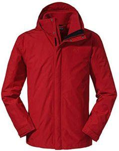 SCHÖFFEL 3in1 Jacket Turin1 2050 barbados cherry 66