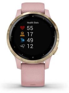 Garmin Smartwatch vivoactive 4S Rosa-Gold 010-02172-32