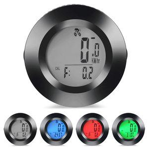 Fahrradcomputer Tachometer Kabellos Wasserdicht LCD MTB Fahrrad Kilometerzähler Wasserdichter 22 Funktionen Radfahren Kilometerzähler