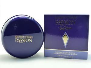 Elizabeth Taylor Passion Body Riches Dusting Powder Puder 75 ml