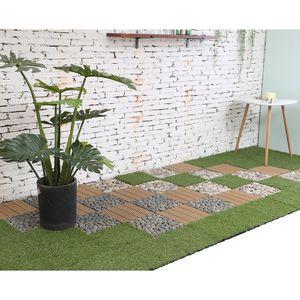 Kunstrasen Fliesen (1 m²)