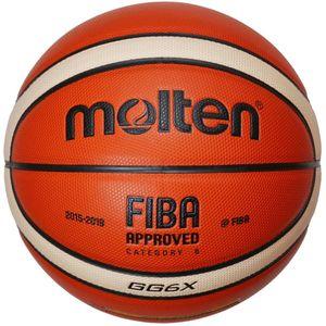 Molten Basketball Spielball orange Gr. 6