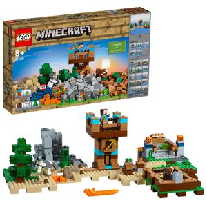 LEGO® Minecraft™ Die Crafting-Box 2.0 21135