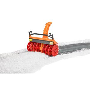 Bruder 02349 Zubehör: Schneefräse