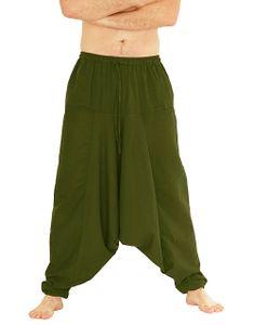 Aladinhose für Herren und Damen in Einheitsröße, 100 % Baumwolle