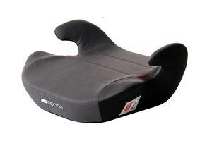 Osann Kindersitz , Sitzerhöhung UP - Anatomisch geformt - Befestigungsart 3-Punkt-Gurt - 15 bis 36 kg (3 bis 12 Jahre) - anthrazit , schwarz