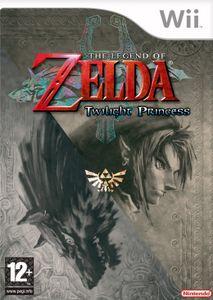 Wii - The Legend of Zelda - Twighlight Princess (PEGI)