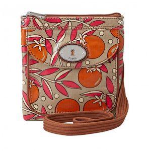 Fossil KEY PER Pink-Floral SL3088-843 Handtasche Tasche Schultertasche