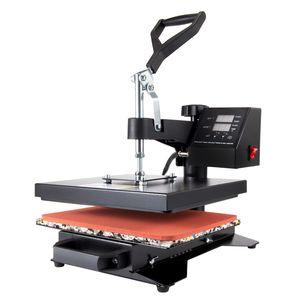 Crenex 30x25cm Hitzepresse Heißpresse T-Shirtpresse Transferpresse Textilpresse
