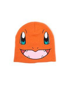 Pokemon Mütze (Beanie) Glumanda