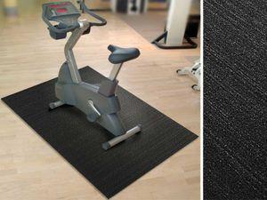 Unterlegmatte für Fitnessgeräte | Fit Pro | 90x200 cm