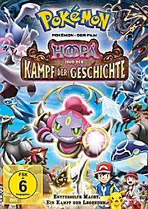Pokemon Der Film: Hoopa u.d.Kampf (DVD) Hoopa und der Kampf der Geschichte