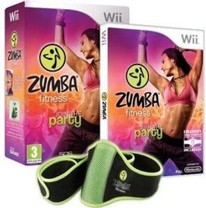 ZUMBA Fitness Wii - Join the Party inkl. Hüftgürtel