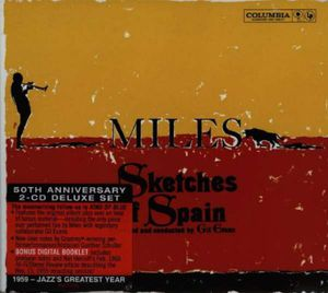 Miles Davis (1926-1991) - Sketches Of Spain (2017 Edition) - Legacy 0889854143121 - (Jazz / CD)