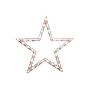 Weihnachtsbeleuchtung Konstsmide LED Fenstersilhouette Stern