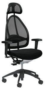 Topstar Open Art® 2010 Bürostuhl, schwarz