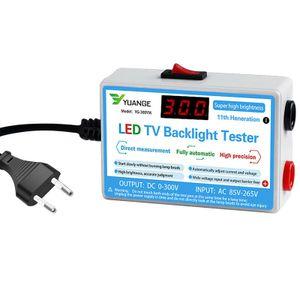 Home LED TV Tester Hintergrundbeleuchtung Ausgang 0-300V Lampenperlen LCD Digitalanzeige EU-Stecker