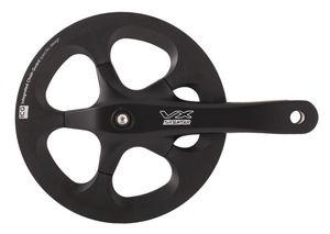Sr Suntour Crank Set Cw16 Vx Sq Black 170 mm