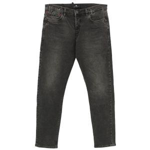 23236 LTB, Servando,  Herren Jeans Hose, Stretchdenim, black used, W 33 L 32