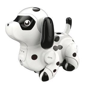 Magische Induktive Welpen Hund Tier Spielzeug, gengen Folgen Schwarzen Linien, 8 x 6 x 7 cm