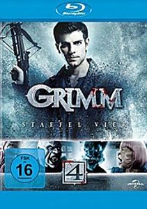 Grimm - Staffel 4 Bluray Box