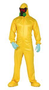 Biochemiker Kostüm für Herren, Größe:M