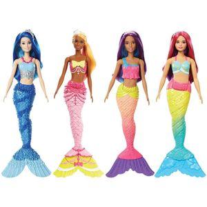Barbie Dreamtopia Meerjungfrauen, sortiert