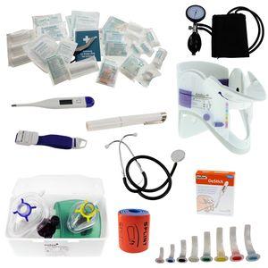 Pulox Erste Hilfe Rucksack, Notfallrucksack Inhalt ohne Rucksack