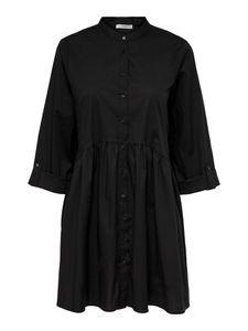 Only Damen Kleid 15198076 Black