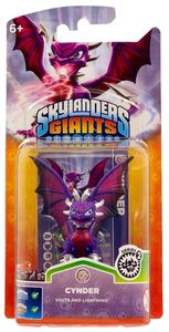 Skylanders Giants Cynder (W3.0) Single Charakter