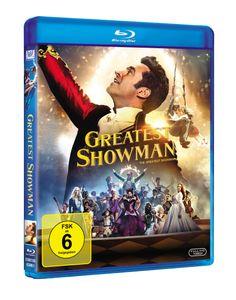 Blu-ray Greatest Showman
