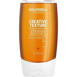 Goldwell Stylesign Creative Texture Hardliner Acryl Haargel starker Halt 140 ml