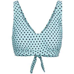 Trespass Damen Bikini-Top Natalia TP4641 (XXL) (Helltürkis mit Punktemuster)