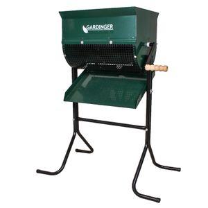 GARDINGER Feinkompostsieb Kompost- Rollsieb Feinkompostierer