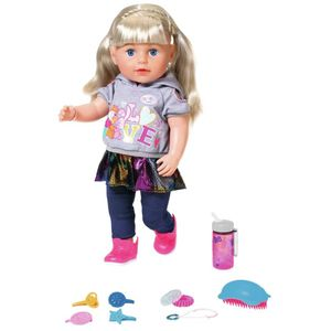 BABY Born Soft-Touch-Schwester Blond 43 cm