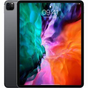Apple iPad Pro 12.9-Inch (2020) 128GB Silver Celluar / MY3D2FD/A, Farbe:Spacegrau