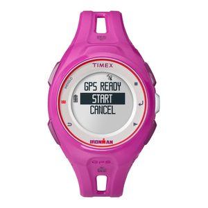 Timex Ironman Run x20 GPS TW5K87400 Damenuhr Chronograph