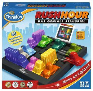 Ravensburger Thinkfun Familienspiel Logikspiel Rush Hour 76301