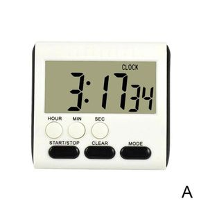 LCD Digital Küche Ei Kochen Timer Count Down Clock Alarme Stoppuhr V1M8