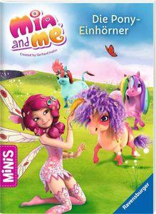 Ravensburger Minis Mia and me: Die Pony-Einhörner