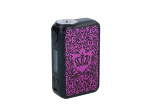 Uwell Crown 4 200 Watt : lila 5er Packung Farbe: lila Packung: 5er Packung