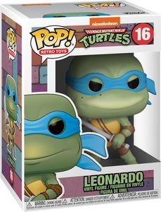 Teenage Mutant Ninja Turtles - Leonardo 16 - Funko Pop! - Vinyl Figur