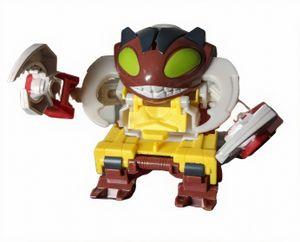 Transformers Cyberverse One Step Repugnus 11 cm Action-Figur