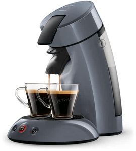 Philips Senseo Kaffeepadmaschine HD7806/50 Hellblau