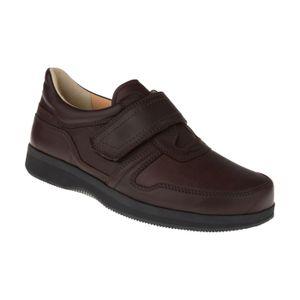 Natural Feet Herren Orthopädie Korbin | Weite L | für Einlagen Größe: 10, Farbgruppe: braun