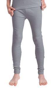 2x  Kinder Thermo Unterwäsche, Farbe:2 Unterhosen grau, Gr. :146/152