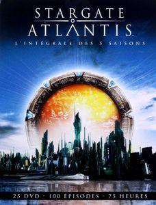 Stargate: Atlantis [25xDVD]